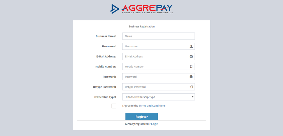 AggrePay - Aggregating Payments Worldwide